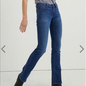 """Lucky Brand Jeans 0/25 x 32"""" Reg NWT Lolita Boot"""